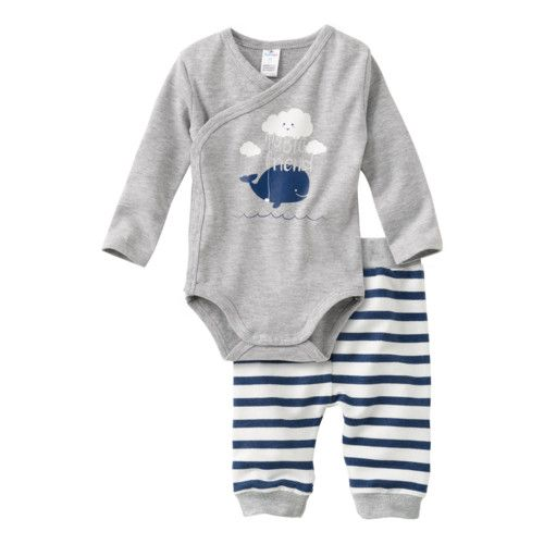 6-teilig Simple Joys by Carters Baby-Body kurze und lange /Ärmel