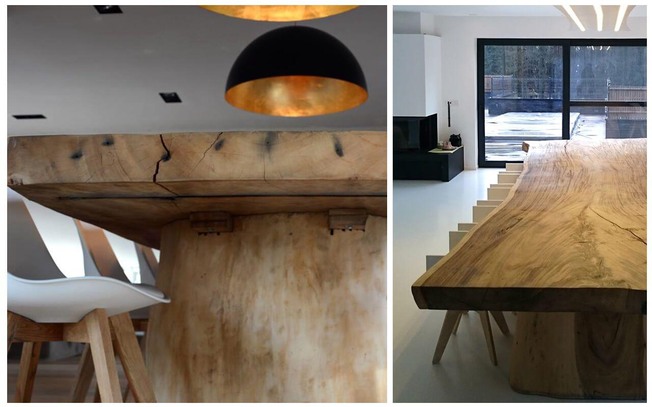 Table Exotique Bois Massif Http Meubles Design Lu Meubles  # Muebles Bois Massif