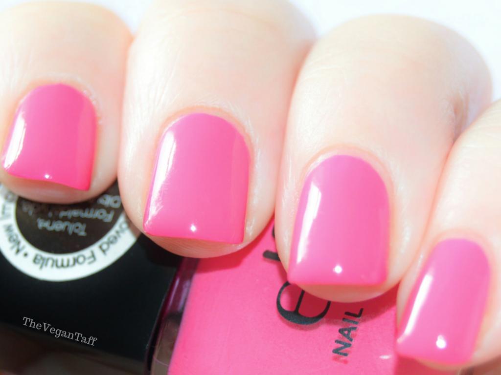 Manicure Monday | ELF - Bubblegum Pink | !! Nails Art ---- Nails ...