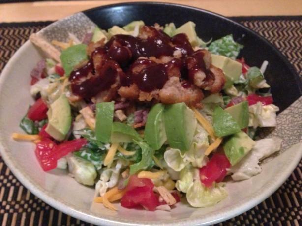 California Pizza Kitchens Bbq Chicken Salad Recipe Bbq