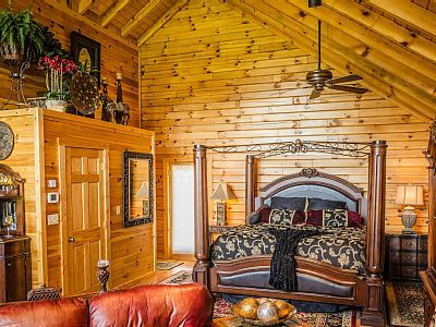 VRBO.com #3826290ha   Luxury Log Cabin For Two W/ Hot Tub U0026