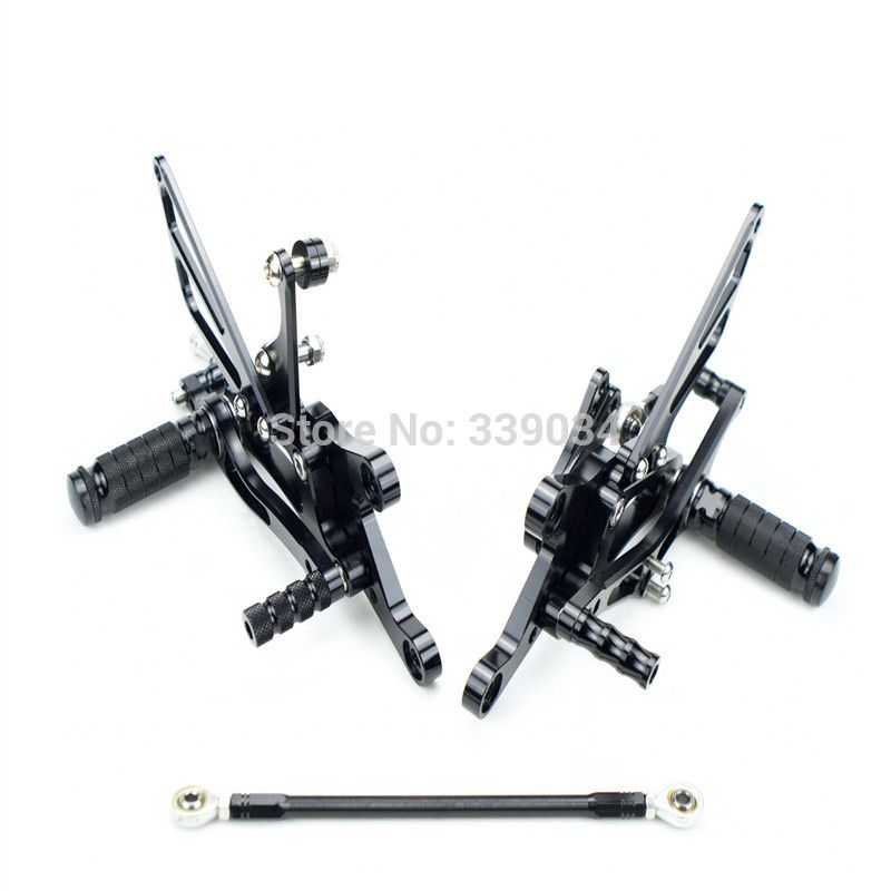 New Arrived Racing Foot pegs Adjustable Rearset Rear Sets