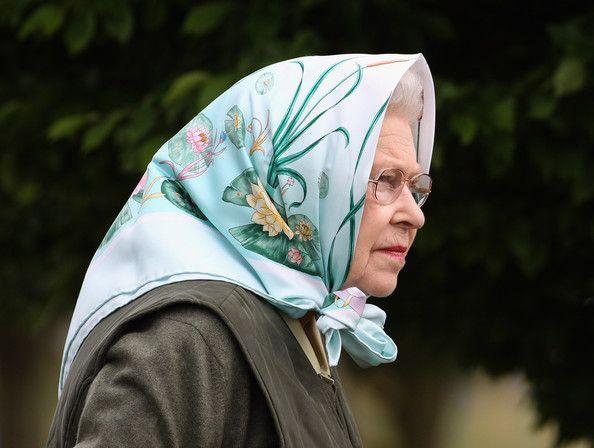 Queen Elizabeth II - Windsor Horse Show - Day 3