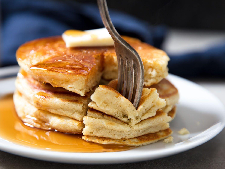 How to make easy shelfstable pancake mix pancakes easy
