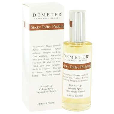 Demeter by Demeter Sticky Toffe Pudding Cologne Spray 4 oz