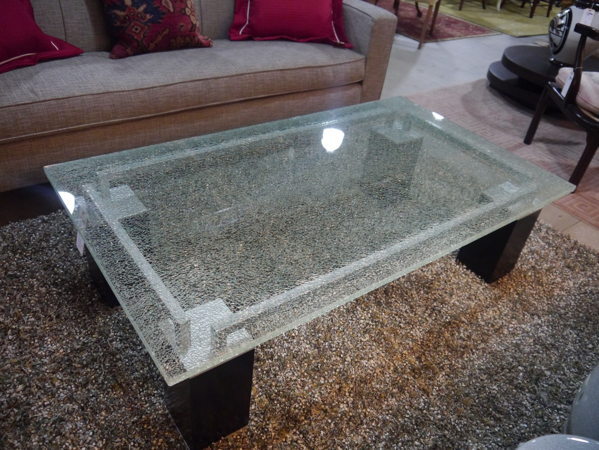 99 Cracked Glass Coffee Table Best Paint For Wood Furniture Check More At Http Www Buzzfolders Com Cr Glass Coffee Table Coffee Table Coffee Table Vintage [ 1519 x 2024 Pixel ]