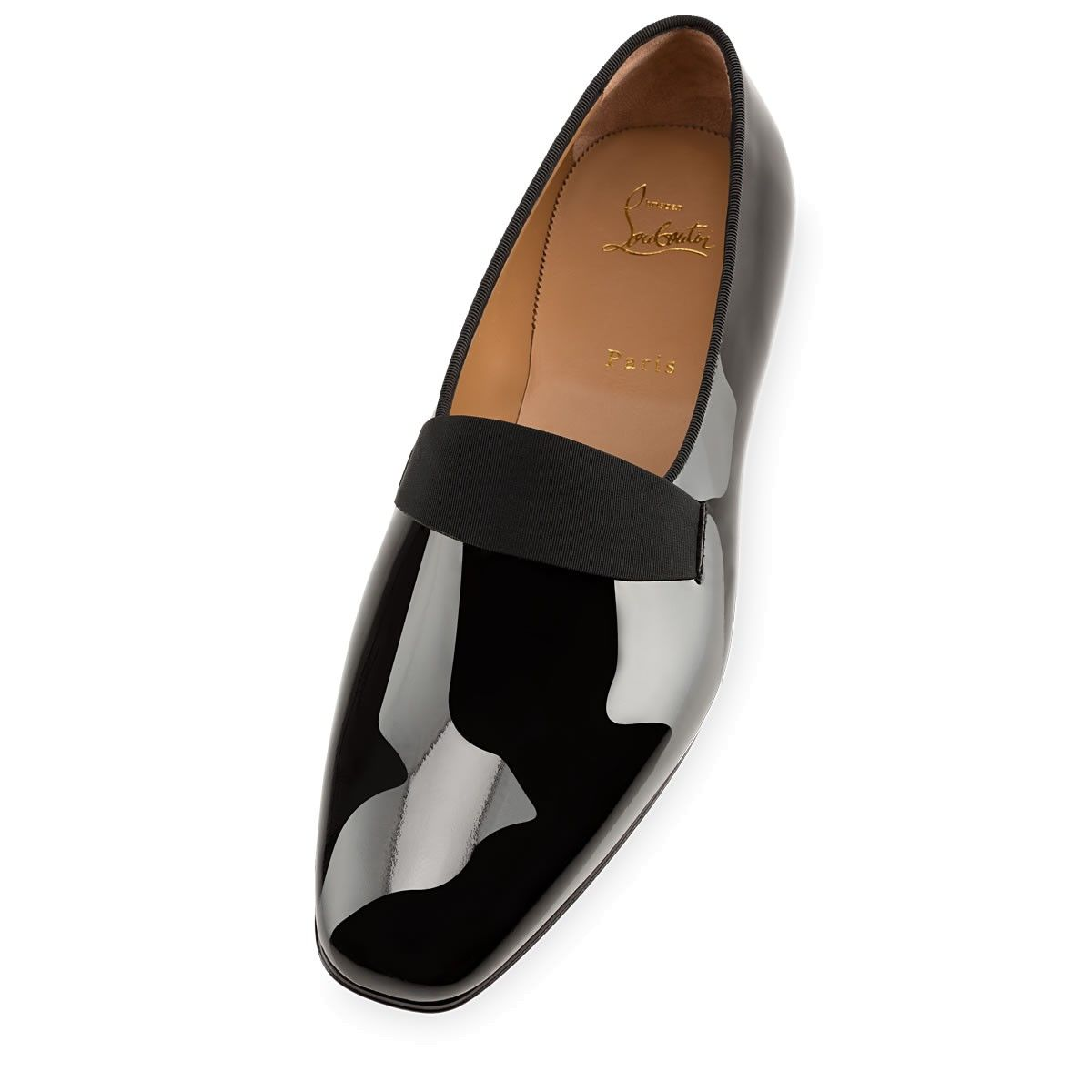 Find this Pin and more on Handmade Luxury Italian Leather Shoes for Men.  Shoes - Smoker Flat - Christian Design Inc. Christian Louboutin ...