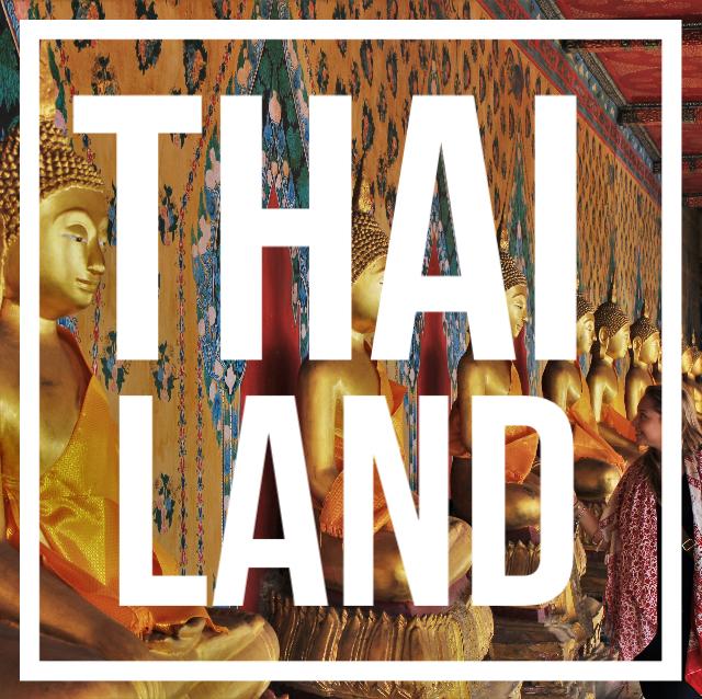 Dicas de viagem sobre a Tailândia!