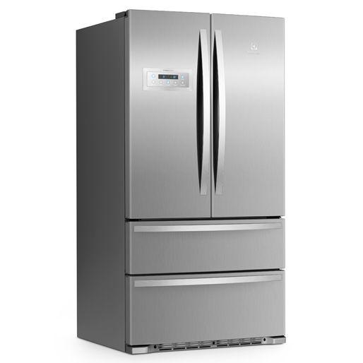 Refrigerador Electrolux French Door Fdd80 Minha Cozinha