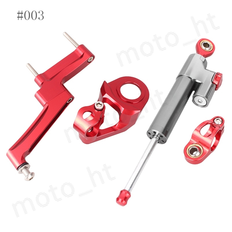 53.64$  Watch now - http://ali0k3.shopchina.info/go.php?t=32800386794 - Anodized Aluminum Steering Damper Stabilizer Bracket Mounting Kit Safety Control for SUZUKI Hayabusa GSX1300R 1998 - 2016  #buychinaproducts