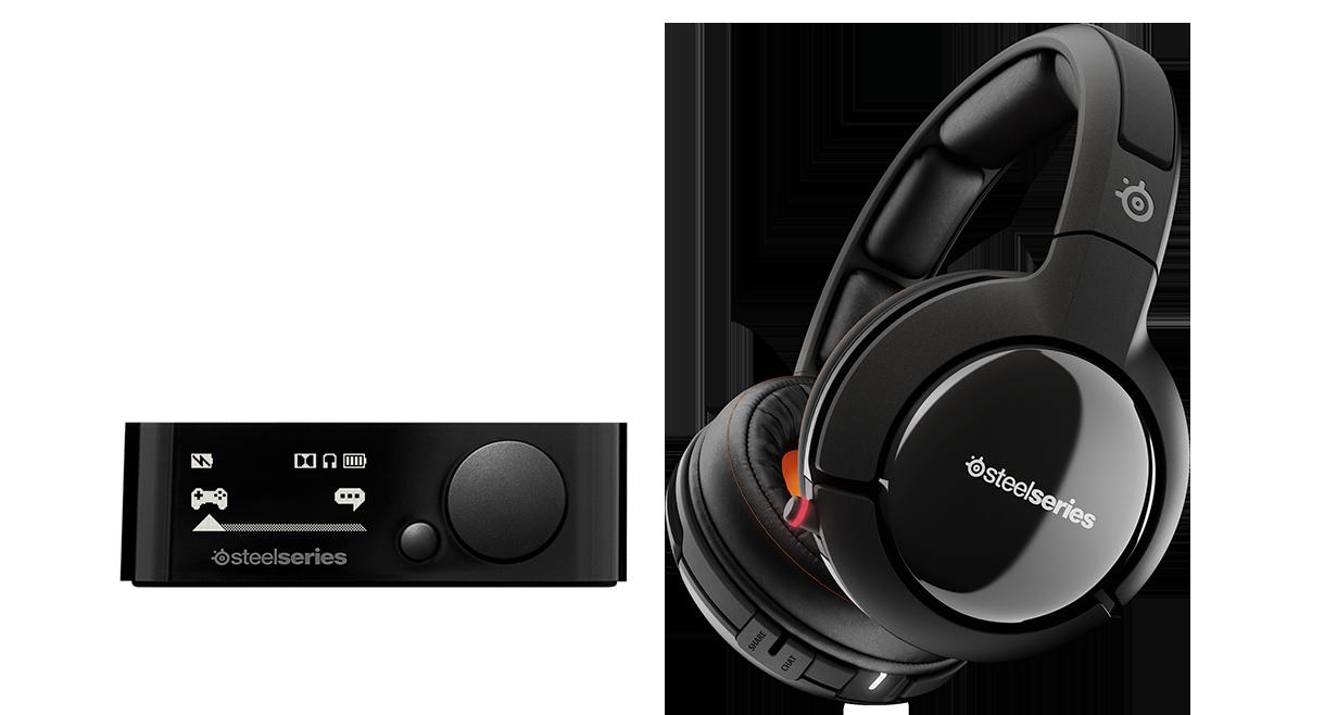 Siberia 800 Wireless Gaming Headset Best Gaming Headset Gaming Headset Headset