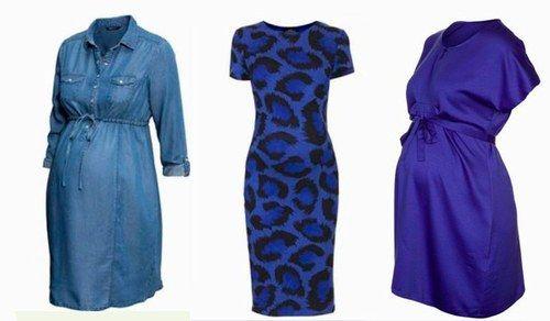 Moda para embarazadas: ¡cómoda y a la última! - Moda premamá otoño invierno 2013 2014