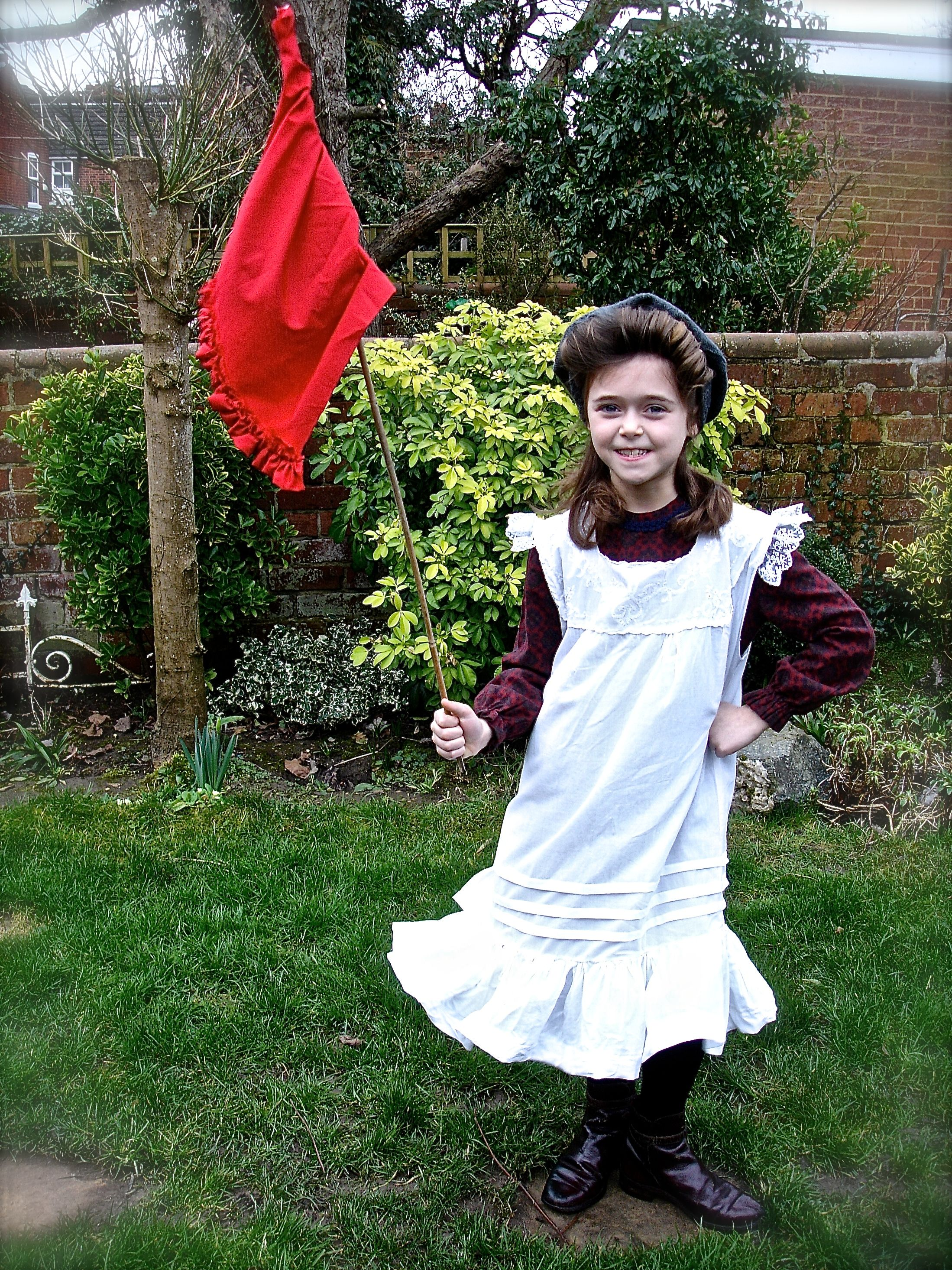 Bobby The Railway Children Costume For World Book Day Kids