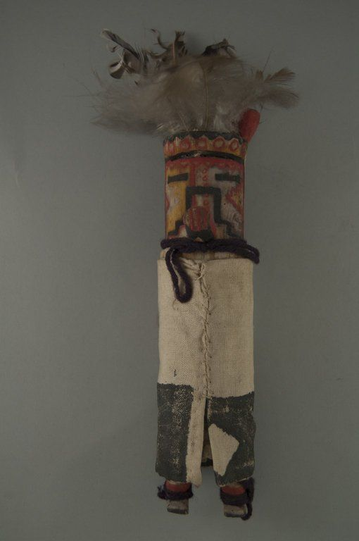 Brooklyn Museum: Arts of the Americas: Kachina Doll