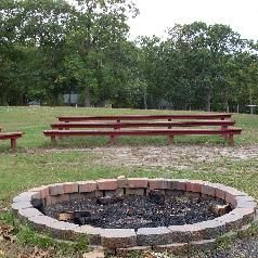 Safe Fire Pits   How to Dig a Safe Fire Pit - InfoBarrel ...