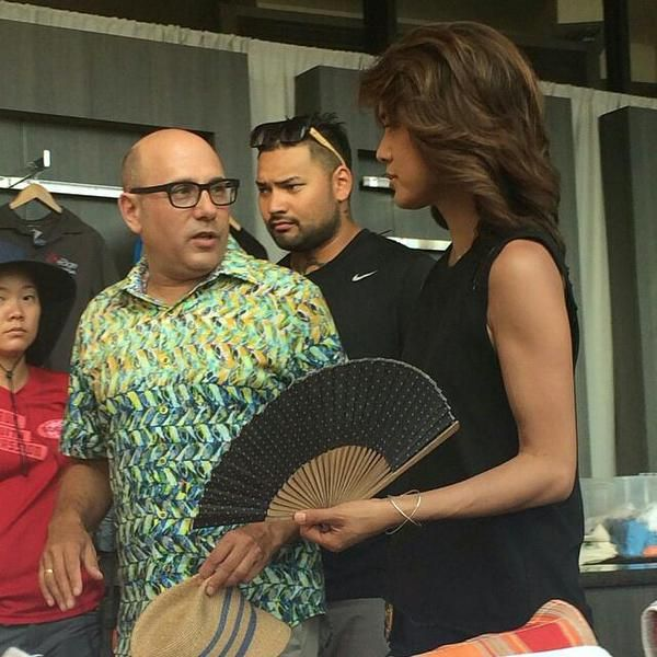 Carol Brill On Hawaii Five 0 Willie Garson Hawaii Grace Park