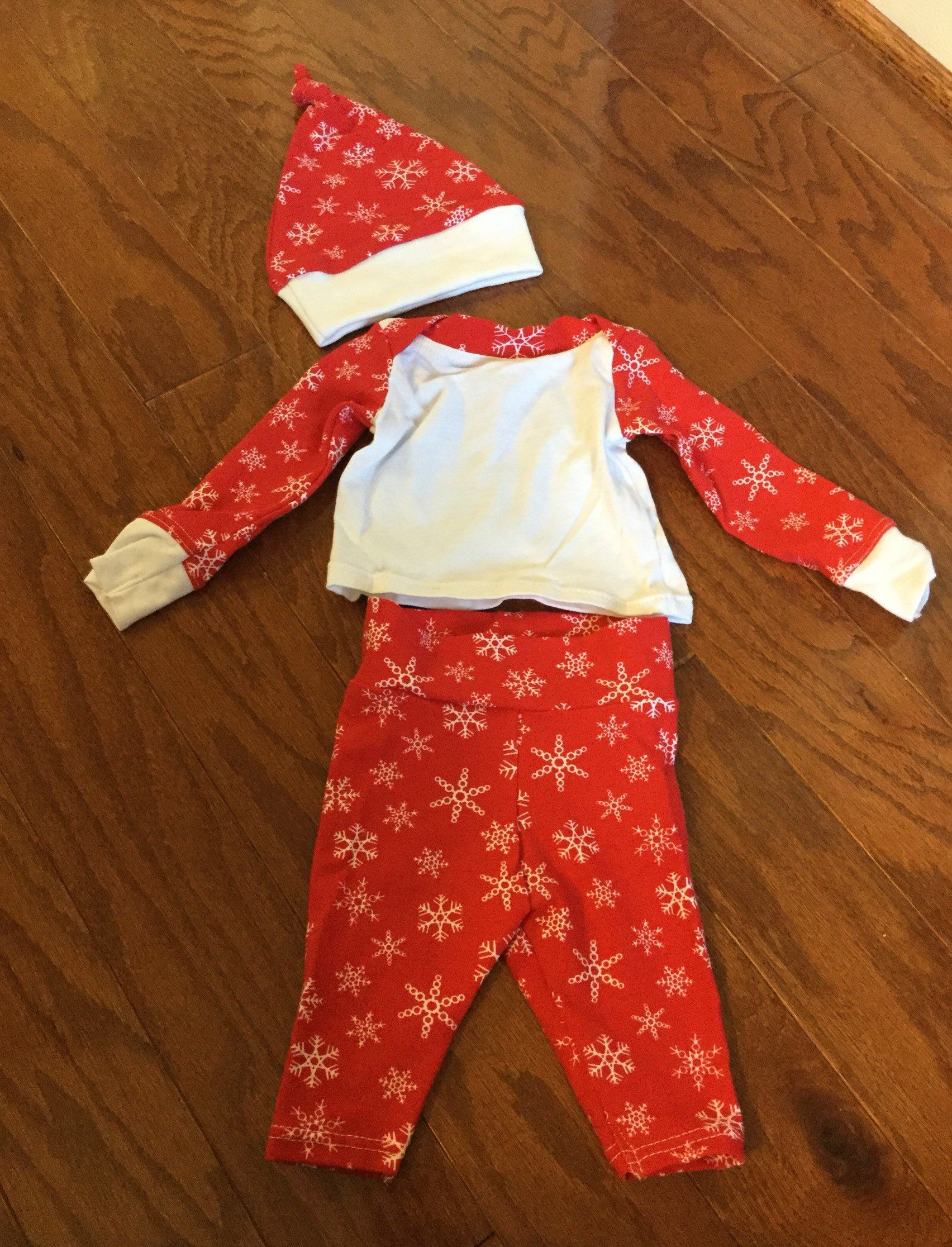 d04aa4551 Preemie Outfit, Baby's 1st Christmas Outfit, Holiday Baby Outfit ...