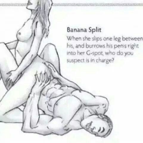 Sex positions splits