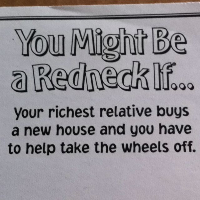 Pin Funny Redneck Jokes On Pinterest