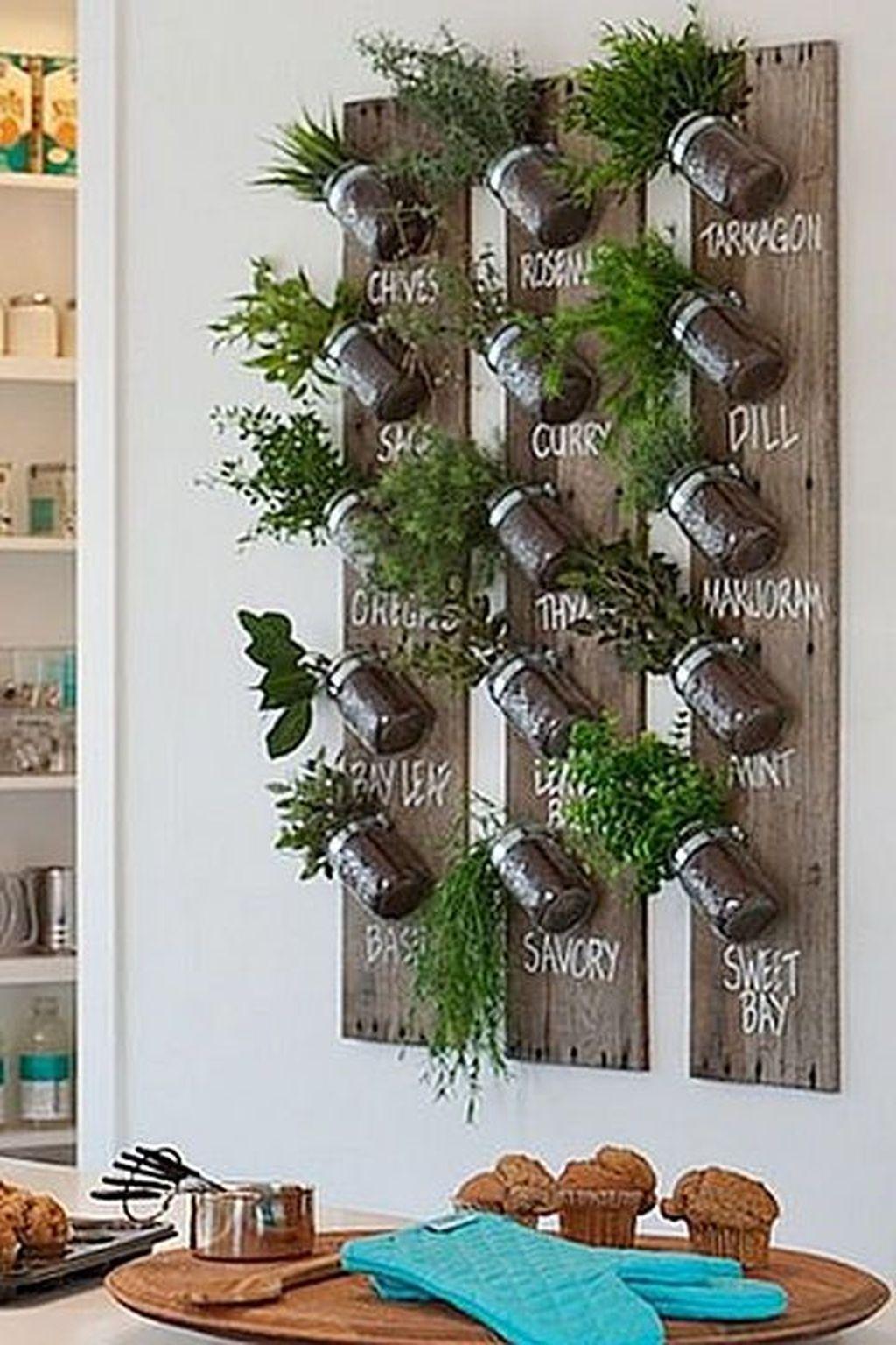 46 simple indoor herb garden ideas for more healthy home on indoor herb garden diy wall kitchens id=78340