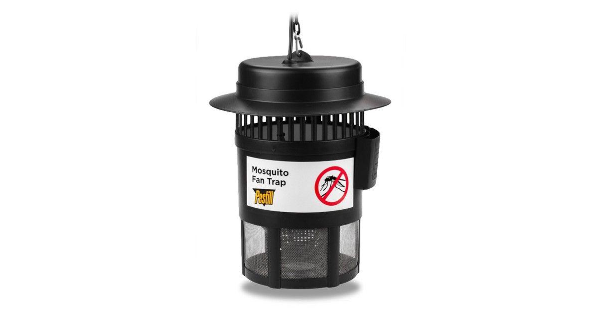 Pestill indoor outdoor mosquito fan trap pest control