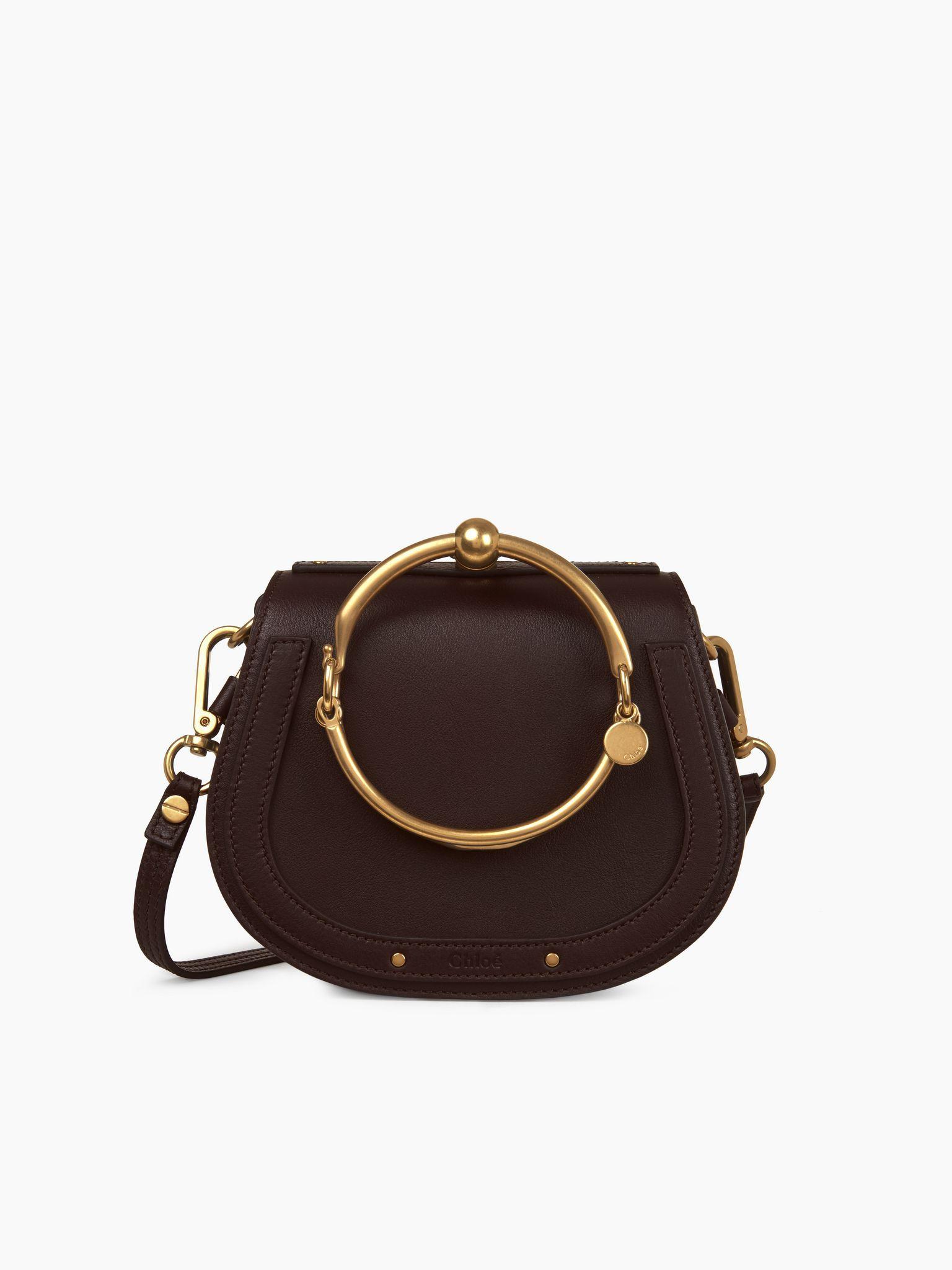 0a703f8bf1 Chloe Small Nile Bracelet Bag, Women's Bags | Chloé Official Website ...