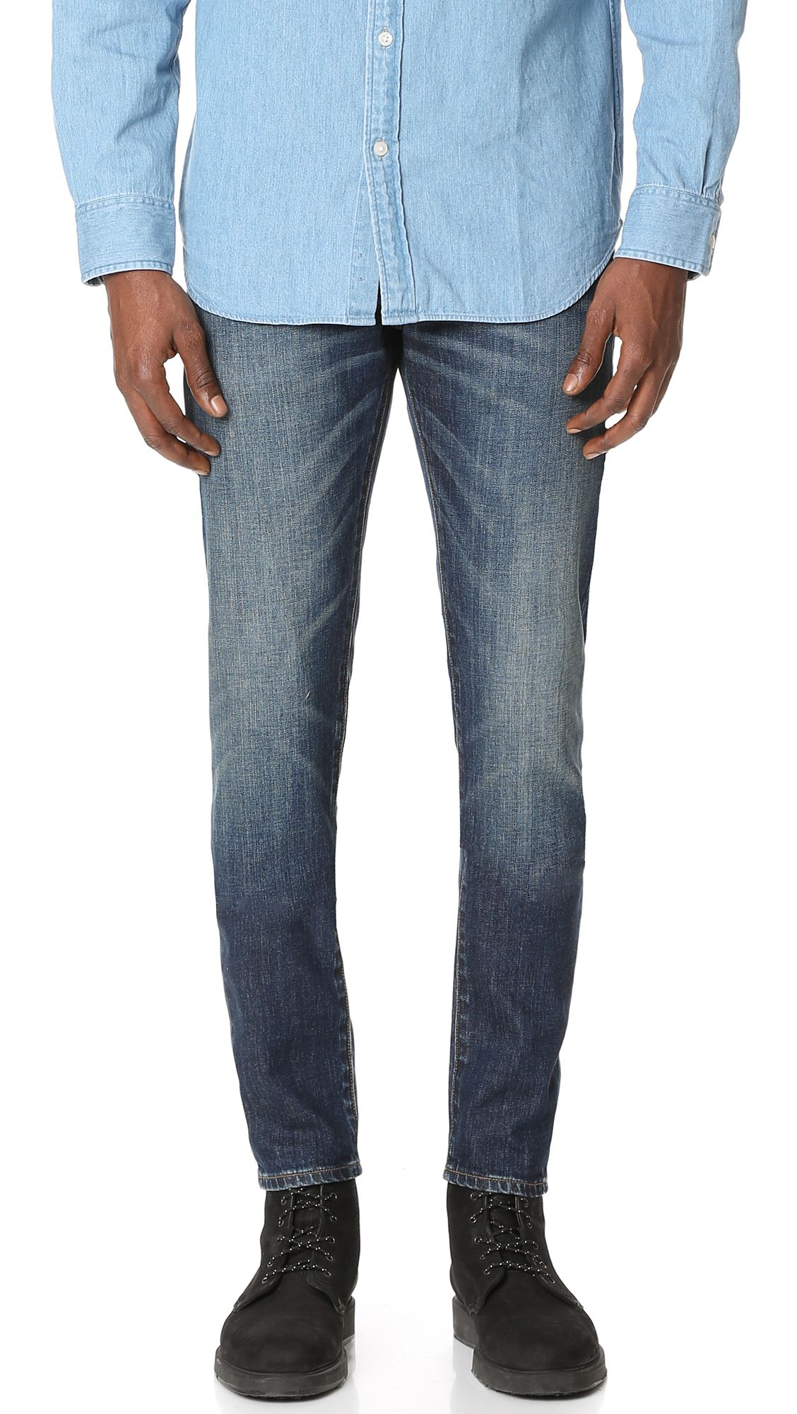 CLUB MONACO Vintage Super Slim Denim Jeans. #clubmonaco #cloth #jeans