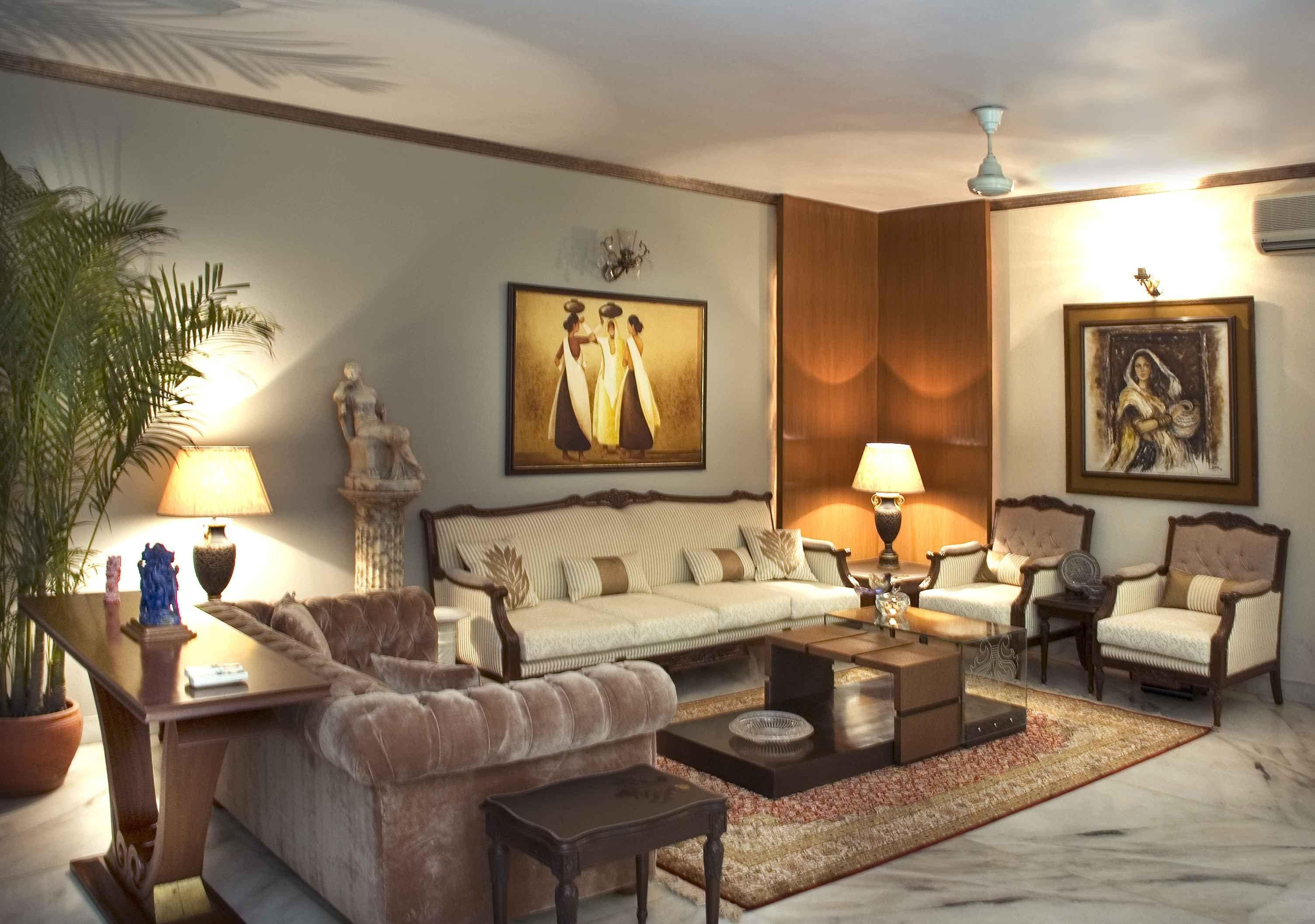 Interior design Madalsa Soni Indian Living Rooms
