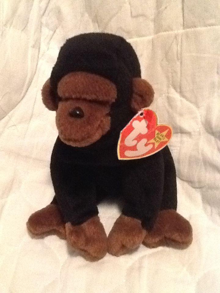 285b516a911 Congo - Ty beanie baby - 1996