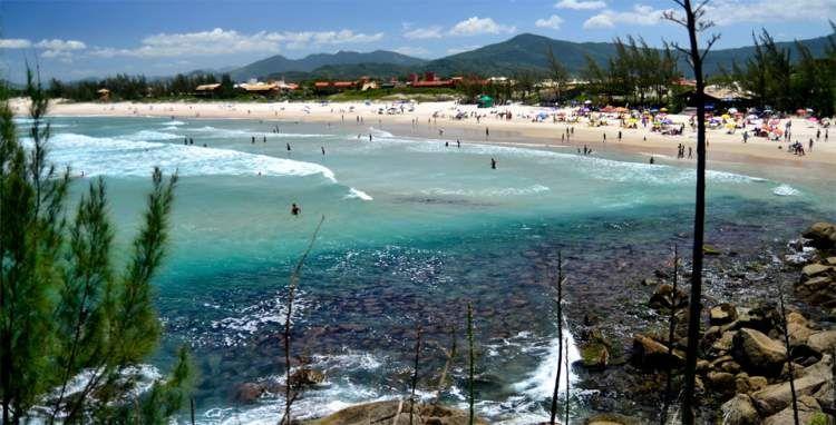 As 7 Praias Mais Paradisiacas De Santa Catarina Praia Da