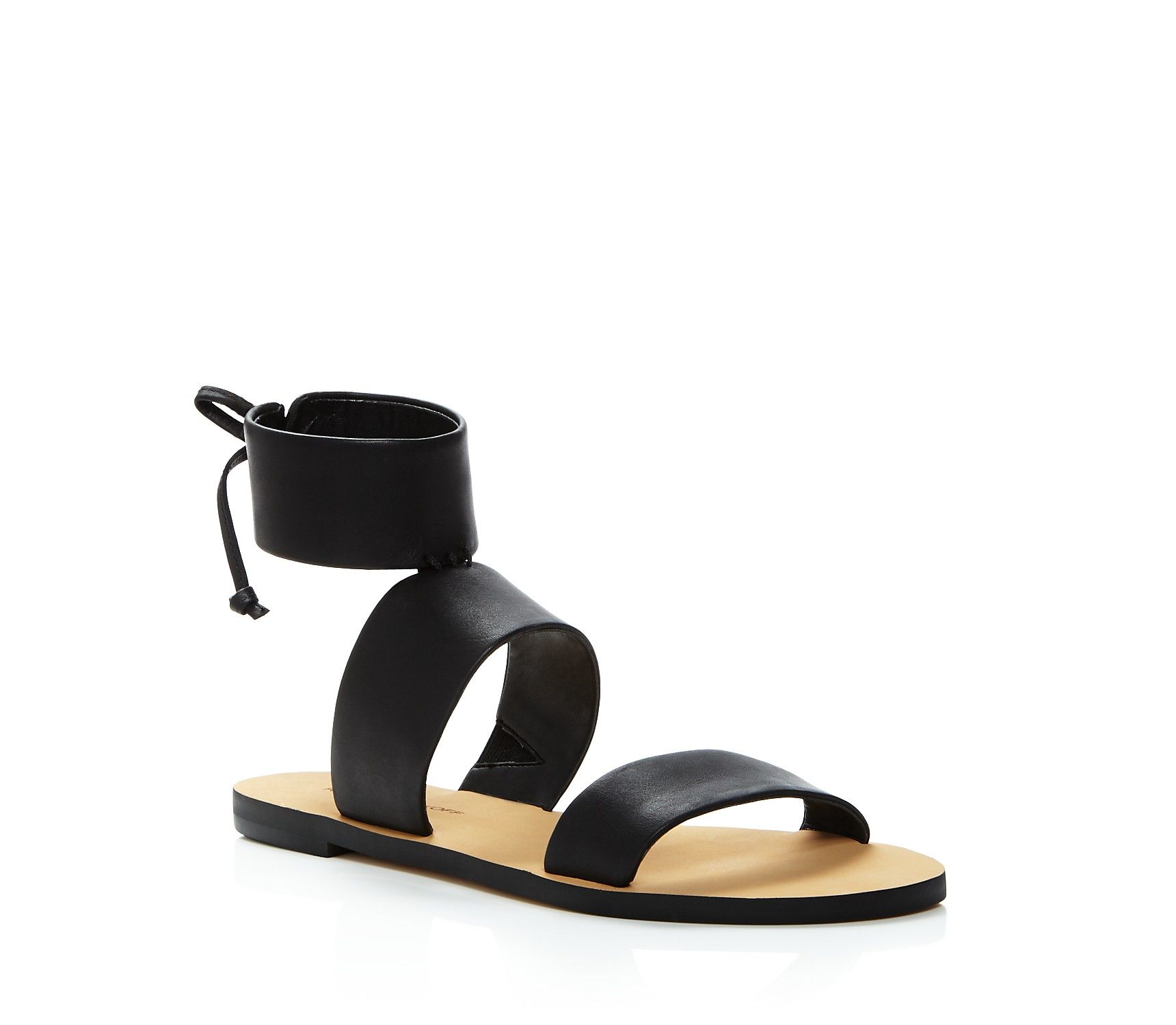 Rebecca Minkoff Leather Ankle Strap Sandals largest supplier cheap online discount amazon 7etvI09APB