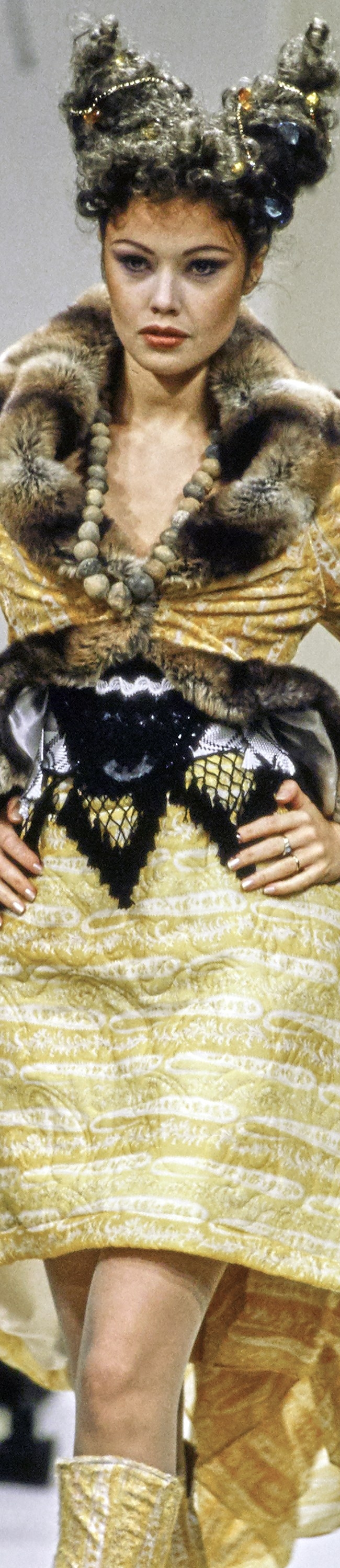 Andreas Kronthaler for Vivienne Westwood Fall 1994