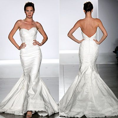 1000  images about Wedding Dress' <3 on Pinterest | Elegant ...