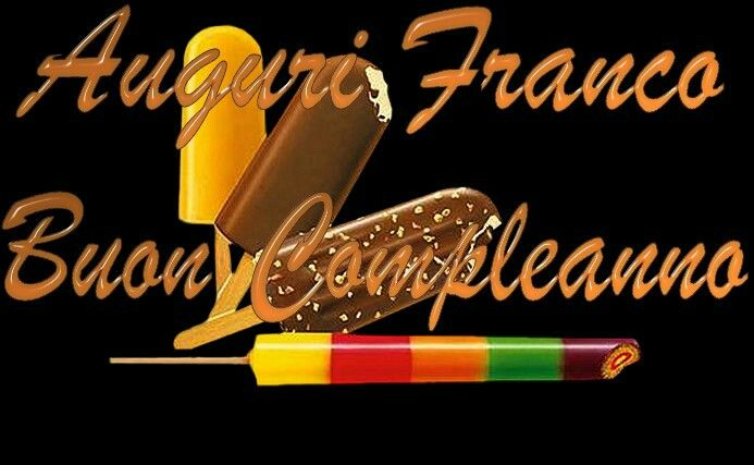 Auguri Franco Buon Compleanno Cyber Greeting Cards