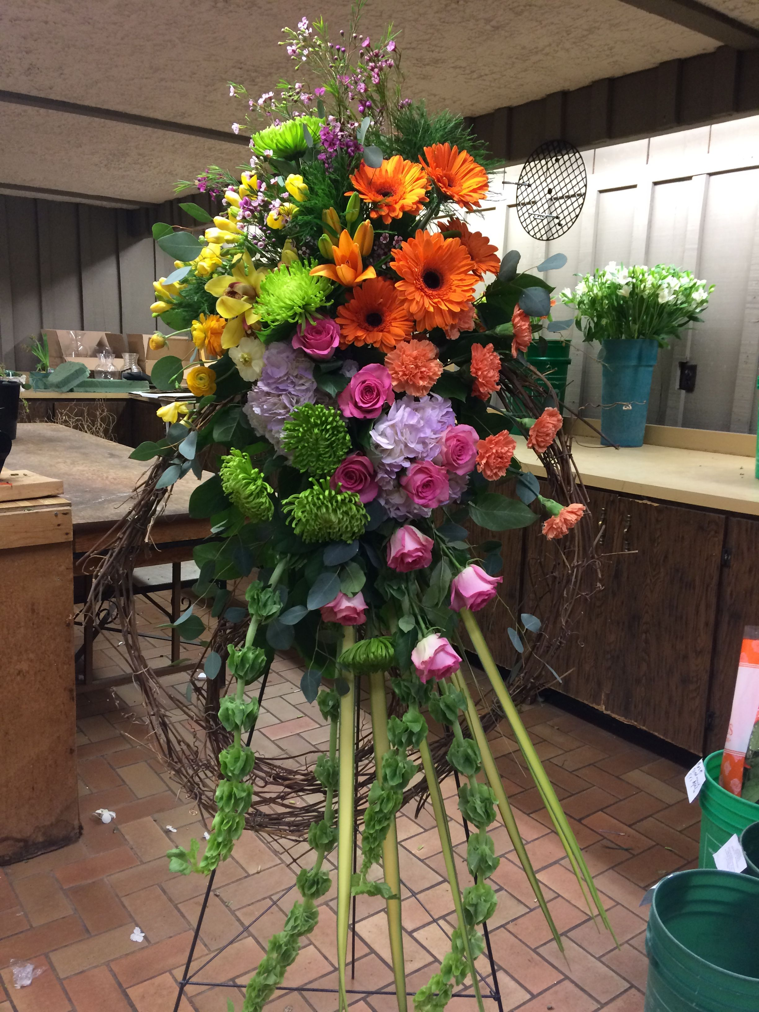 Pin by patrice outlaw on floral arrangements pinterest funeral pin by patrice outlaw on floral arrangements pinterest funeral funeral flowers and sympathy flowers izmirmasajfo