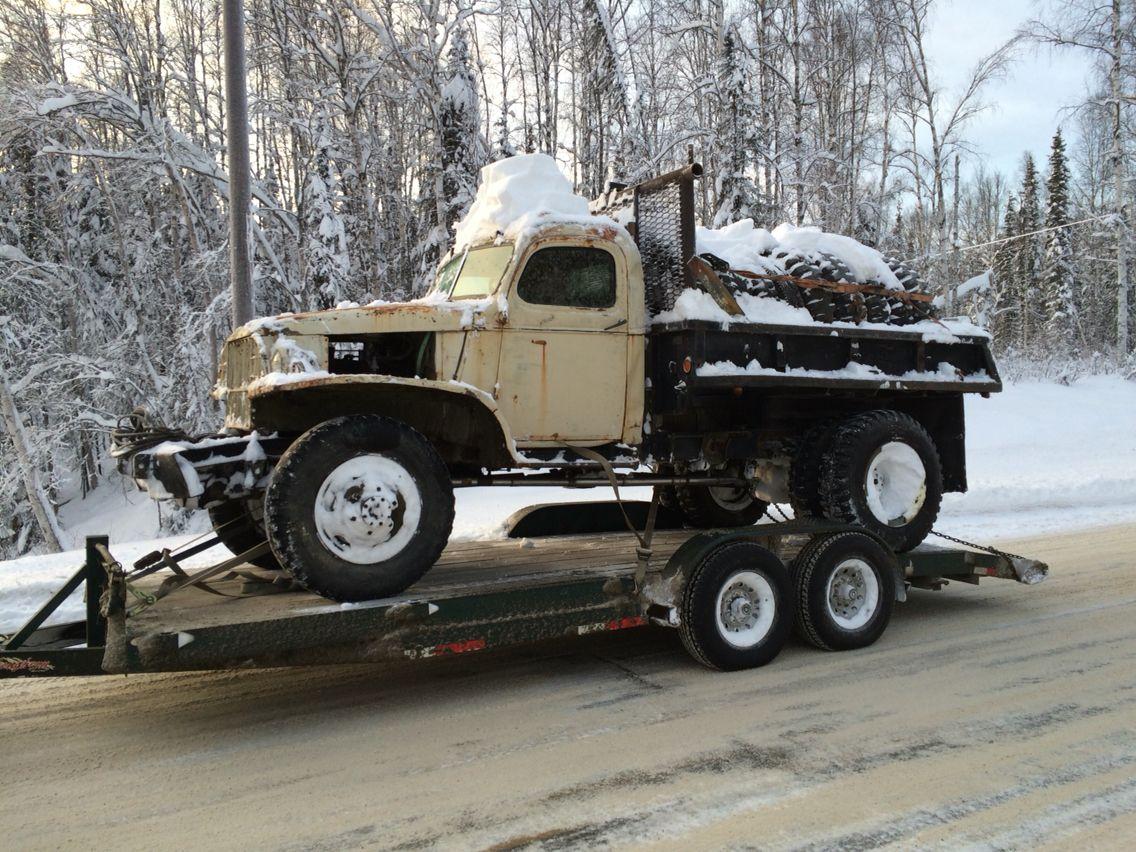 Taking My 41 Chevrolet G506 Home Big Trucks Classic Cars