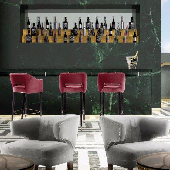 WIE man eine STYLISCHE & UNVERGESSBARE Moderne BAR Design ERSTELLT ...