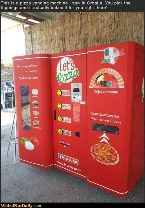 Best Food Vending Machines