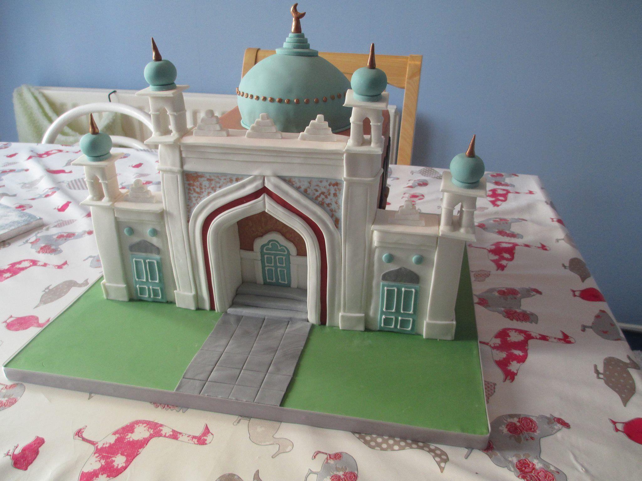 Epic Mosque cake TortenKaufenBilderEid