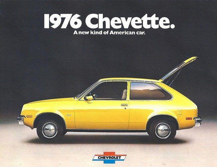 56 Des Pires Voitures De Tous Les Temps Classic Cars Chevrolet