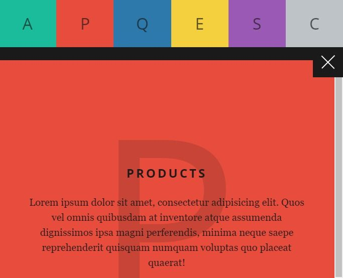 Pin by jQuery Plugins on Awesome jQuery Plugins | Pinterest | Menu