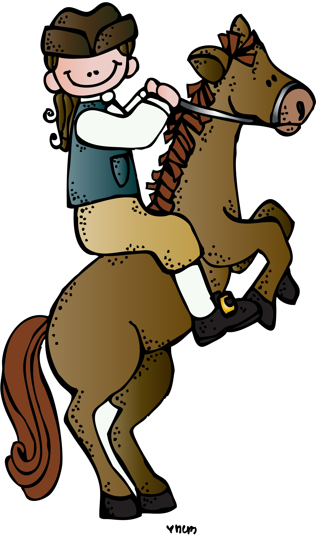 Horse Pr C Melonheadz 13 Colored