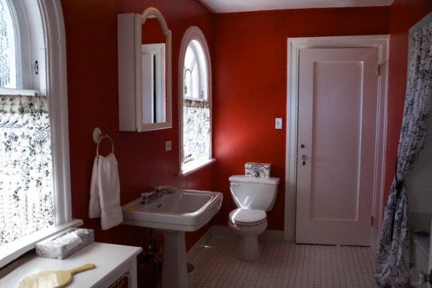 Bathroom Decorating Ideas Red red bathroom decorating ideas. bathroom decorating ideas black