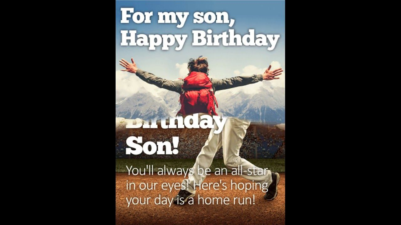 Son Birthday Wishes Whatsapp Video Happy Birthday My Son Whatsapp Status Birthday Wishes For Son Happy Birthday Status Birthday Wishes