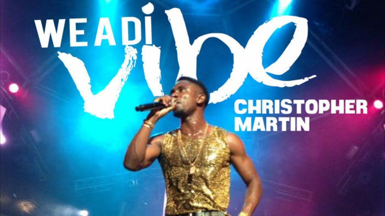 Christopher martin i'm a big deal | official audio youtube.