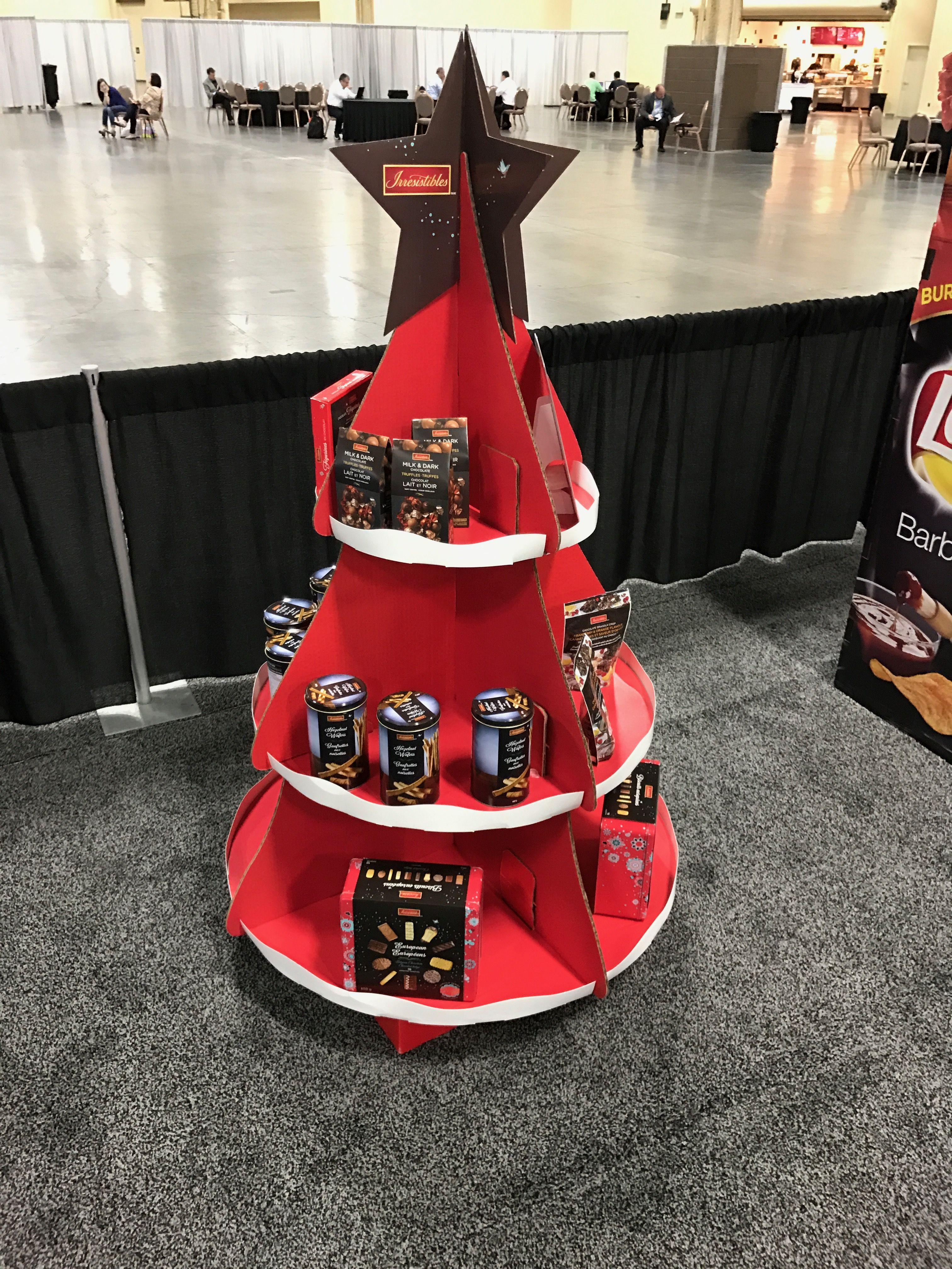 Looking To Purchase This Unit: Irresistibles Christmas Free Standing Unit
