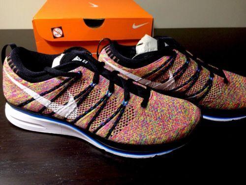 Nike Entrenador Flyknit Tamaño Multicolor 10