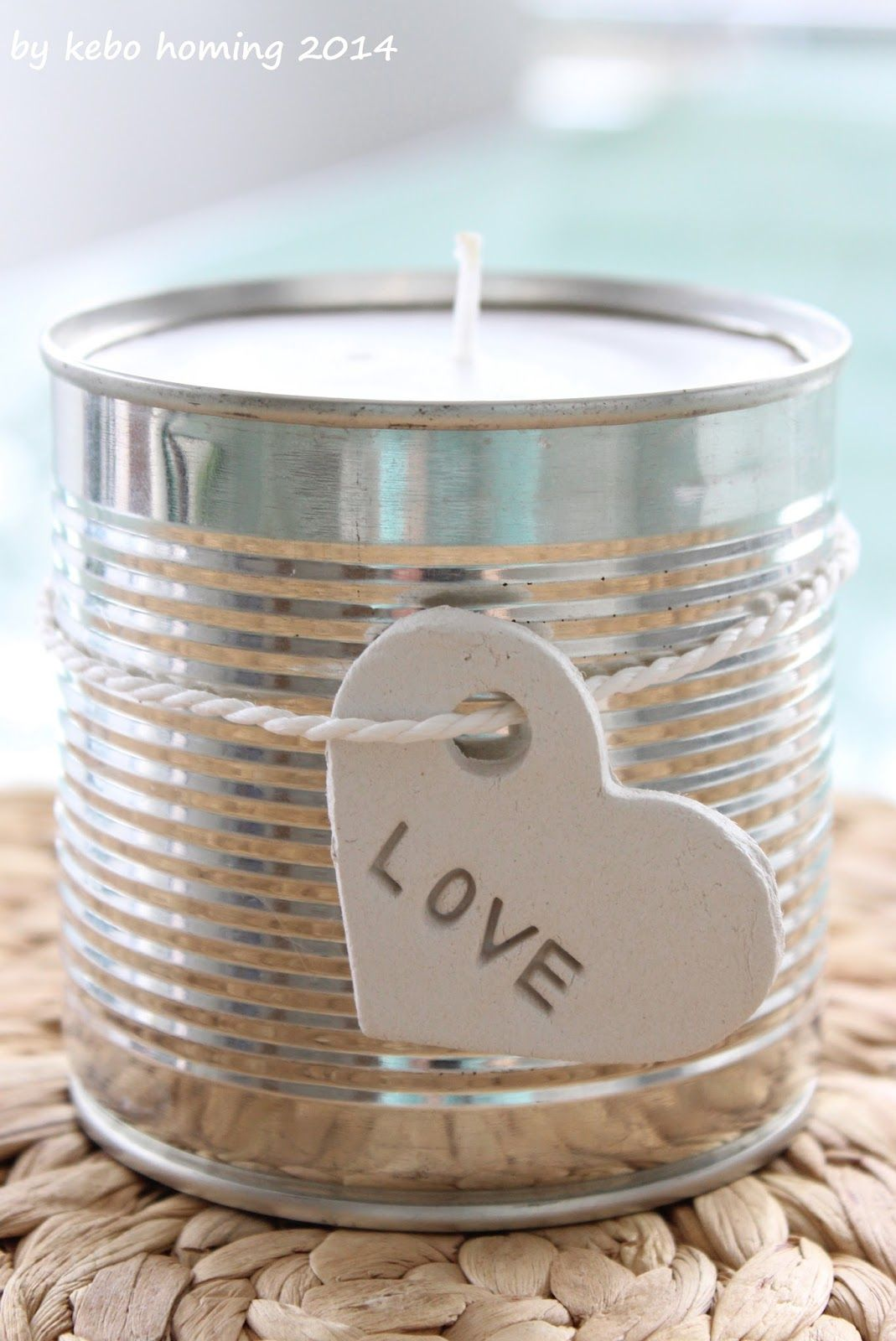 Alte Kerzen Neue Kerzen Wedding Ideas Tin Can Crafts Diy