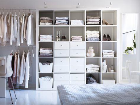 Déco Des idées pour emménager un dressing dans une chambre