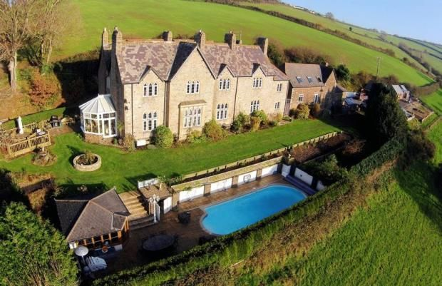 Sensational The Old Rectory Berrynarbor North Devon Great Estates In Beutiful Home Inspiration Aditmahrainfo